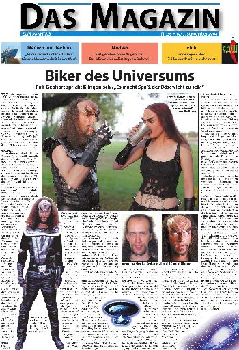 Zeitungsbericht Bonn
